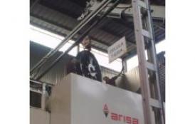 Reparación prensa Arisa 600 TN