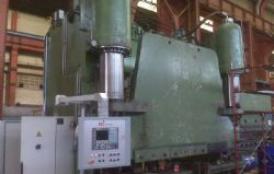 Retrofit of folding Pacific 1000 tons