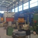 Traslado planta industrial